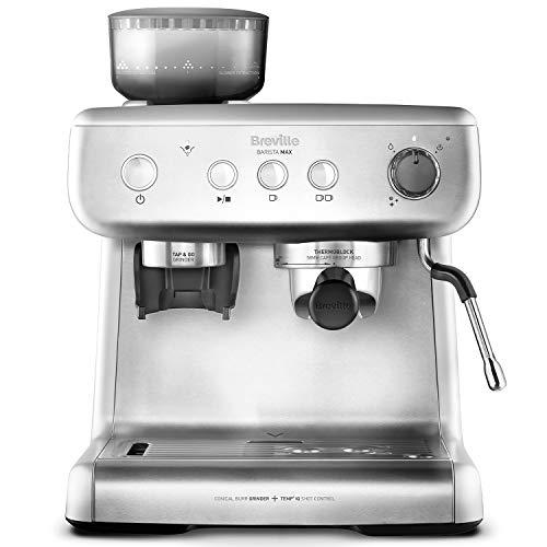 [Amazon Prime] Breville Barista Max - bardzo fajny kolbowy ekspres do kawy €352,99