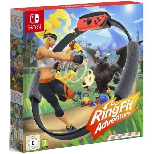 Ring Fit Adventure Gra Nintendo Switch w Wildberries
