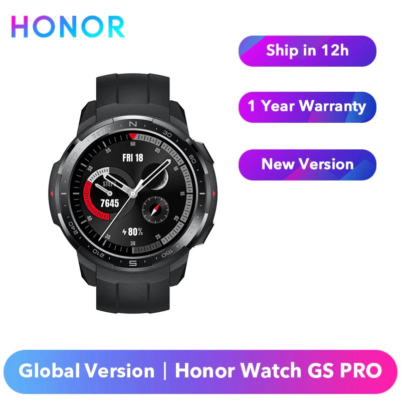 Honor Watch GS Pro za 186.56$ z kuponami