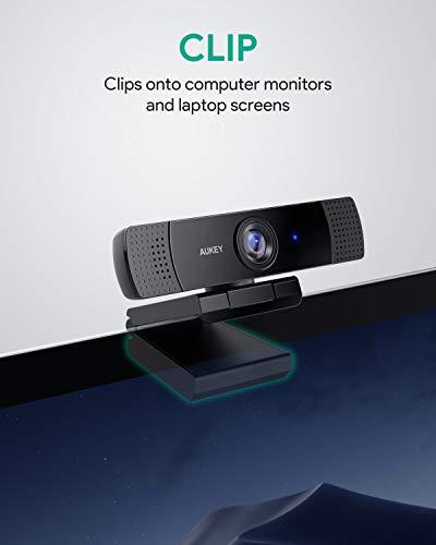 [Amazon Prime] Kamerka internetowa 1080p Aukey PC-LM1E-EU €26,34