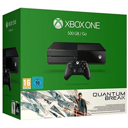 Xbox One Quantum Break & Alan Wake Bundle