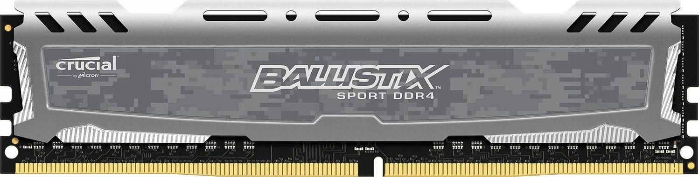Pamięć Ballistix Sport LT, DDR4, 4 GB, 2666MHz, CL16 (BLS4G4D26BFSB) - demontaż