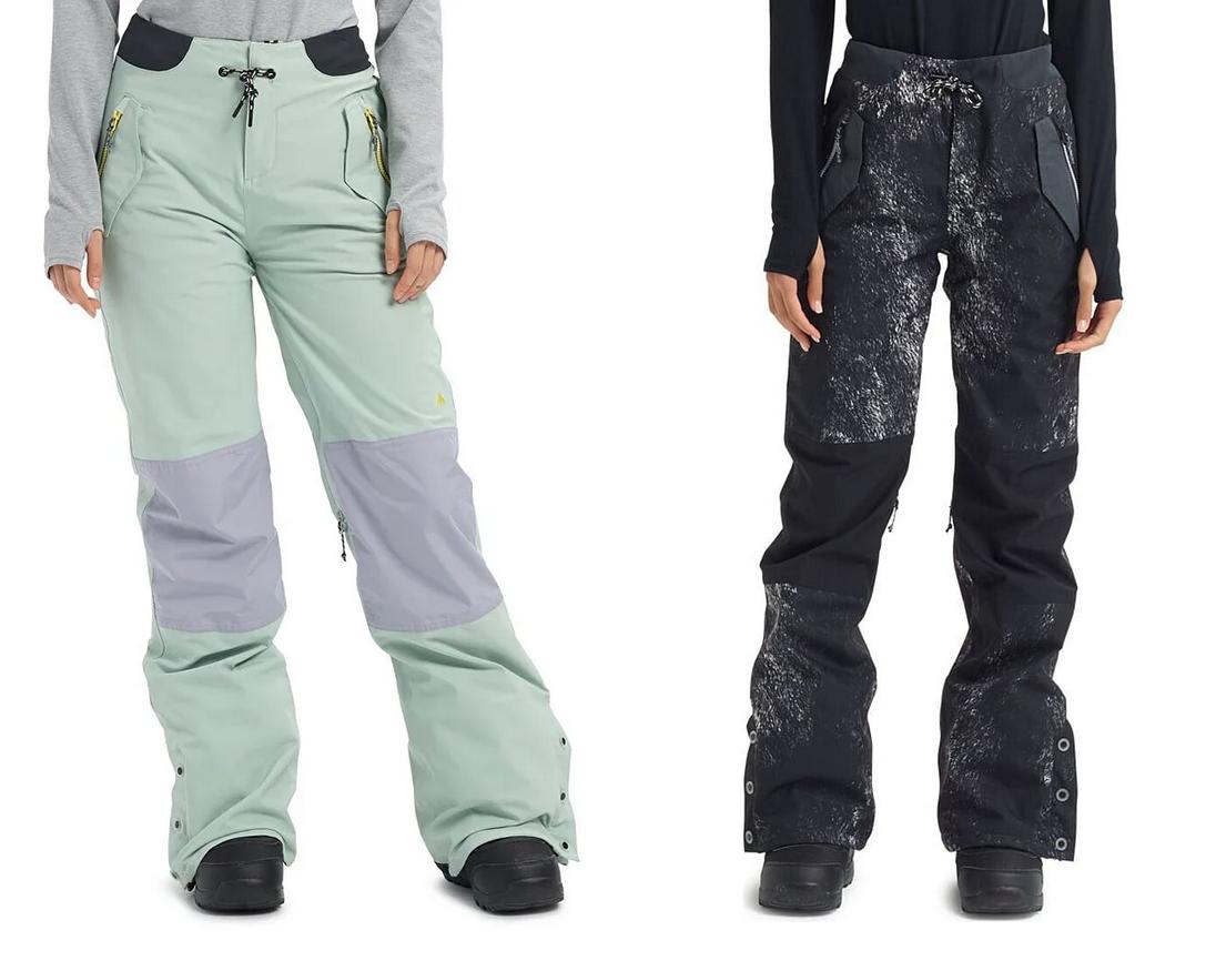 Damskie spodnie narciarskie Burton Loyle - 2 kolory - XS-XL - @Limango
