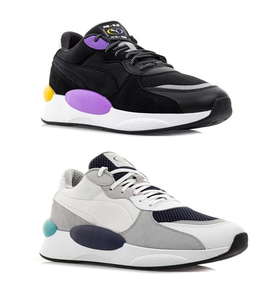 BUTY SPORTOWE MĘSKIE PUMA RS 9.8 GRAVITY - 2 kolory - @SneakerPeaker