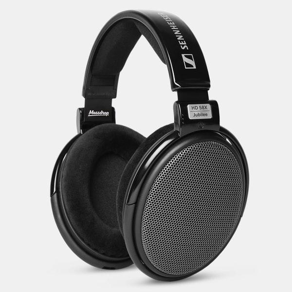 Słuchawki MASSDROP X SENNHEISER HD 58X JUBILEE