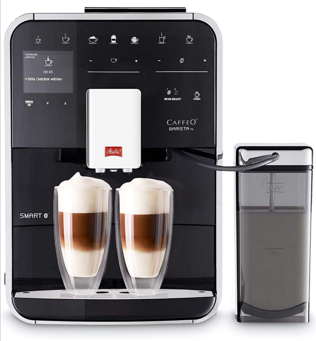 Melitta Caffeo Barista TS Smart F85/0-102 (czarny)
