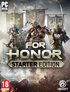 For Honor PC Starter Edition kod Uplay