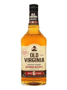 Whiskey Burbon Old-Virginia 0,7 alkooutlet