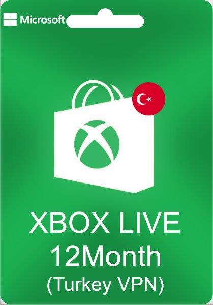 Sposób na XBOX Game Pass Ultimate na 36 miesięcy [VPN BR/TR]