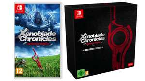 Xenoblade Chronicles: Definitive Edition Collector's Set w Wildberries