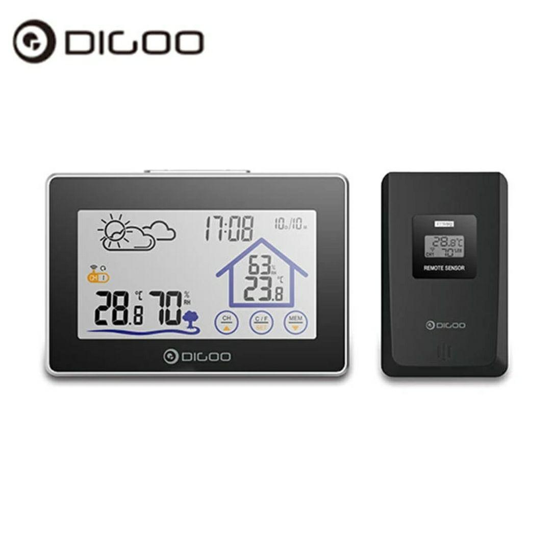 DIGOO DG-TH8380 stacja pogodowa @Banggood