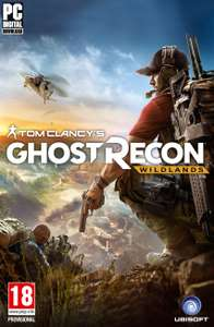 Amazon Prime | Tom Clancy's Ghost Recon: Wildlands PC