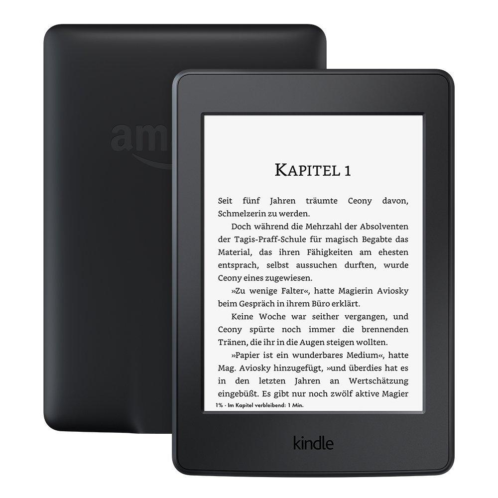 Kindle Paperwhite 3 40€ taniej @ Amazon.de