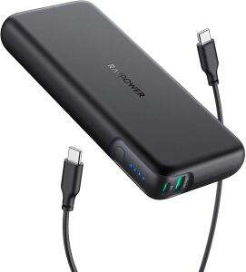 Powerbank RAVPower PD 60W USB C Power Delivery 20000mAh Quick Charge 3.0 [Amazon Prime]