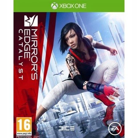 Mirror's Edge Catalyst Gra Xbox One Parkour PL