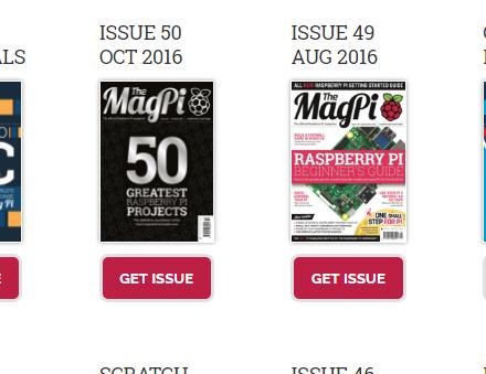 magazyn magpi o raspberry pi w wersji pdf za darmo
