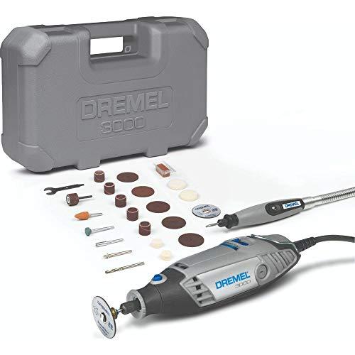 Zestaw Dremel 3000-1/25 130 W, 25 elementów + walizka na Amazon Prime 42,99E