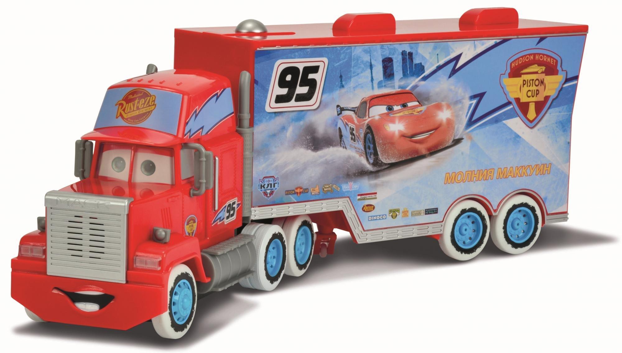 Ciężarówka RC Turbo Mack Truck Ice Racing za 99zł @ Mall