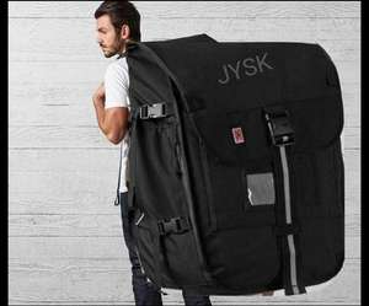 Przynieś własną torbę i otrzymaj 15% rabatu na wszystko co w niej zmieścisz (art. przecenione również) - JYSK