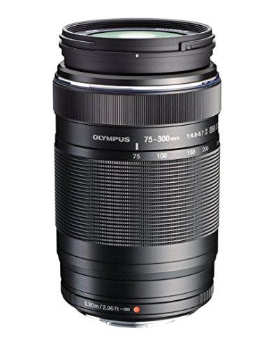 Obiektyw M4/3 Olympus M.Zuiko 75-300 mm f/4.8-6.7 - Amazon Prime 314€