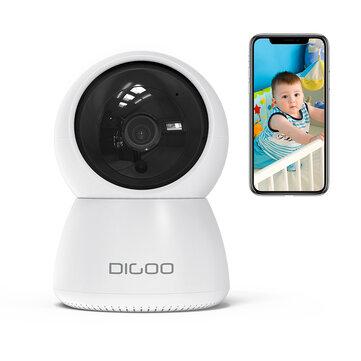DIGOO DG-ZXC24 1080P, kamera na kartę SD / niania @ banggood