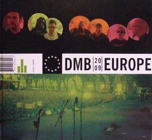 Dave Matthews Band - Europe 2009 5x Vinyl