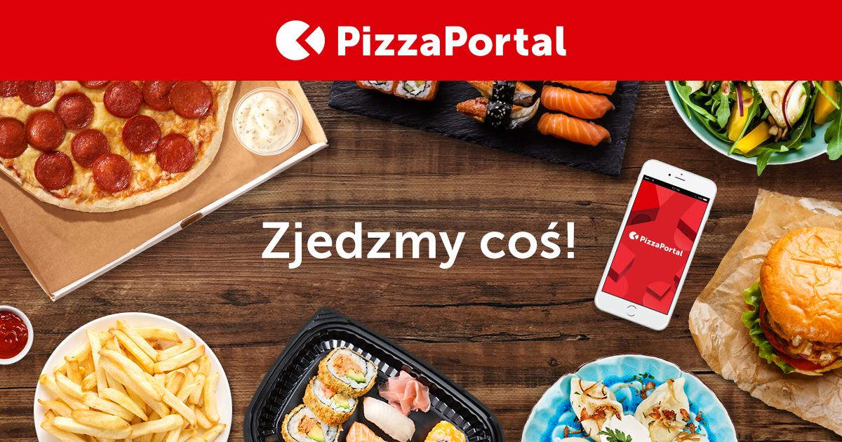Zwrot w wysokosci 20zł za zamówienie za 40zł na Pizza Portal @mBank/Pizza Portal