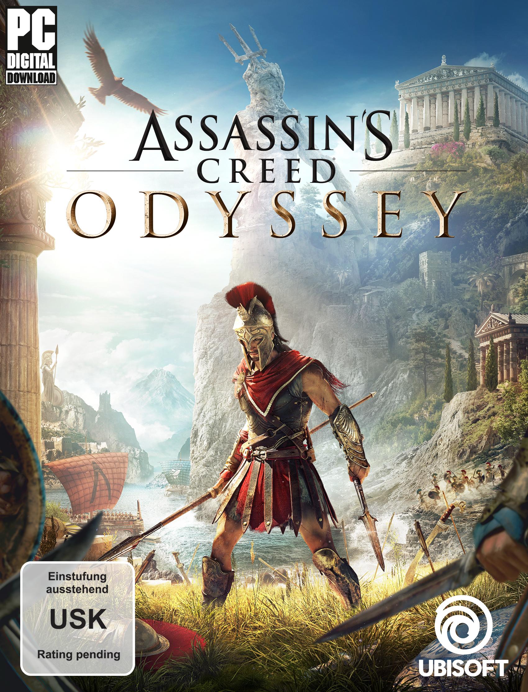 Assassin's Creed Odyssey na PC za 16,96 zł w Amazon DE z okazji Amazon Prime Day 2020