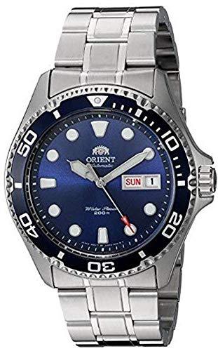 Zegarek męski Orient Ray II FAA02005D9 - niebieski