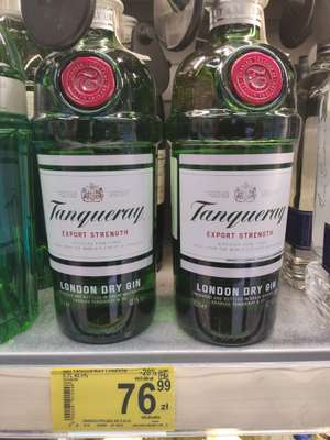 Tanqueray Export Strenght