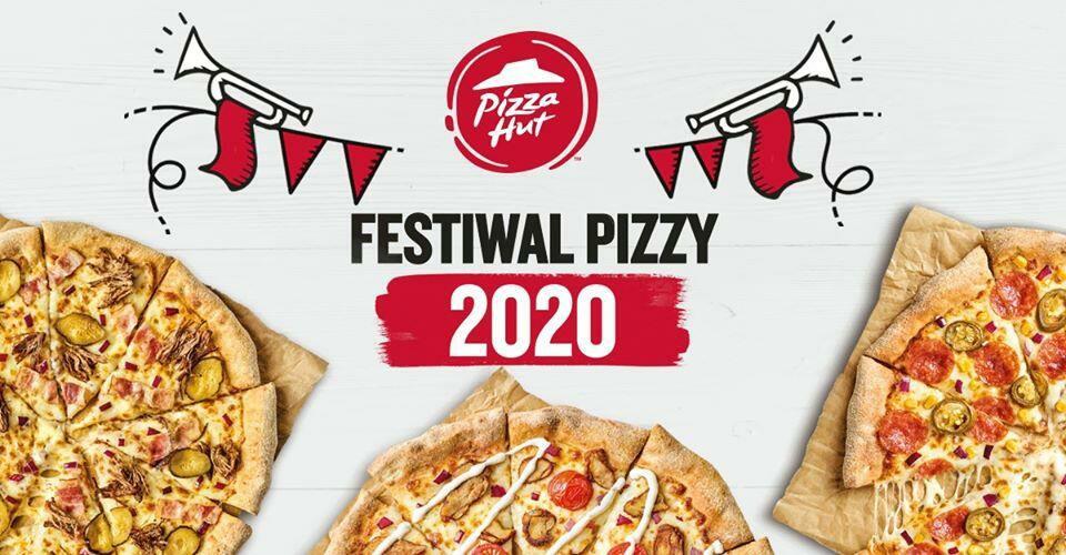 Festiwal pizzy w pizza hut