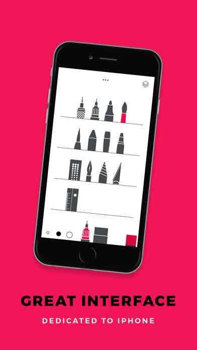 [iOS] [ZA DARMO] Tayasui Sketches: Aplikacja PAINT wersja PRO
