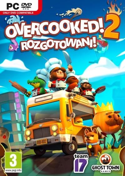 Overcooked 2: Rozgotowani PC (PL)