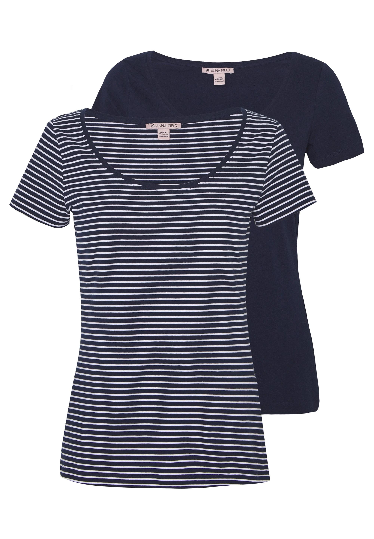 Przecenione komplety damskich T-shirtów, topów i body Anna Field w @Zalando