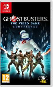Ghostbusters: The Video Game Remastered @ Switch (£7.49)