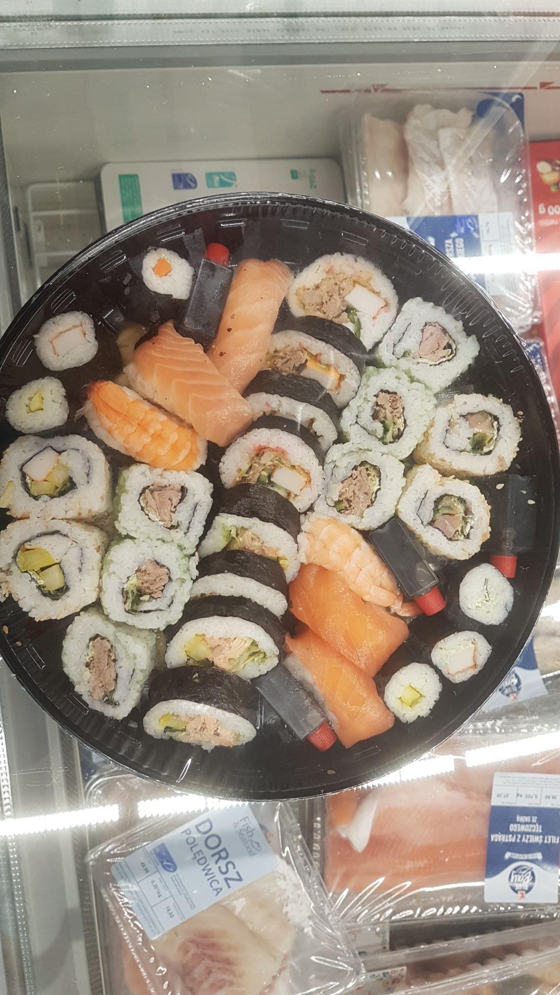 Zestaw Sushi 1kg Kaufland od 15.10.2020