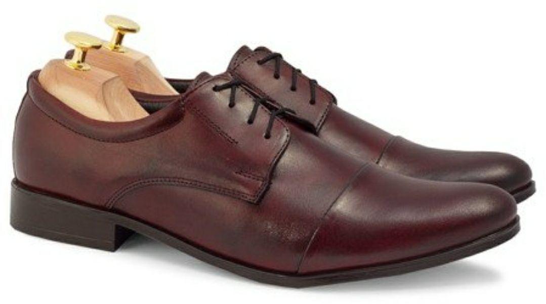 Skórzane buty męskie, 5 par do wyboru Brilu