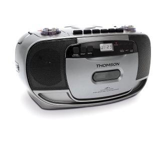 Radiomagnetofon jednokasetowy z CD Thomson RK203CD