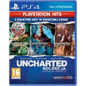 Uncharted: Kolekcja Nathana Drake'a PS4