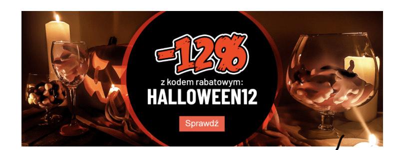 -12% na zamówienie żelków hallowen - gusto