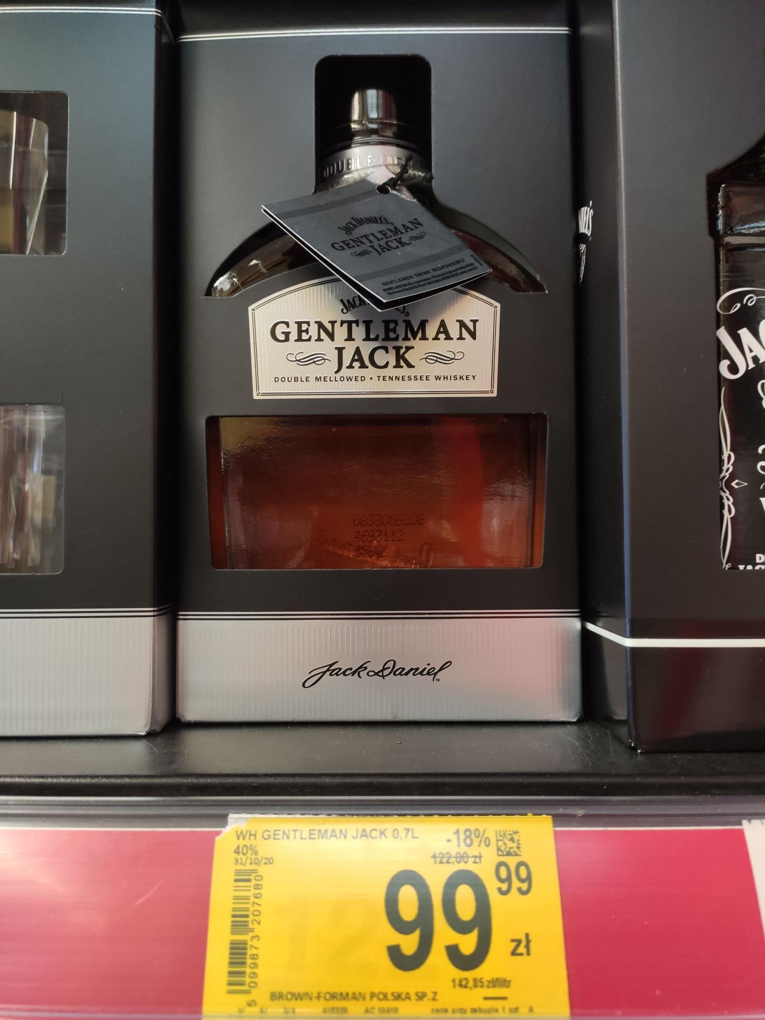 Gentleman Jack 0.7L @ Carrefour
