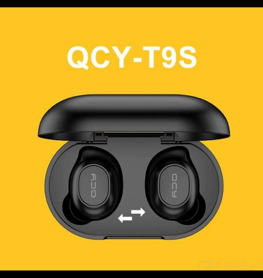 QCY T9S TWS Wysyłka z Czech