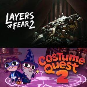 Layers of Fear 2 oraz Costume Quest 2 za darmo w Epicu od 22 października