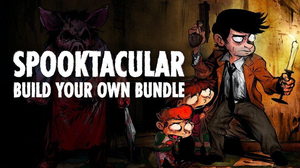 Spooktacular - Build Your Own Bundle z 24 grami do wyboru od 1€