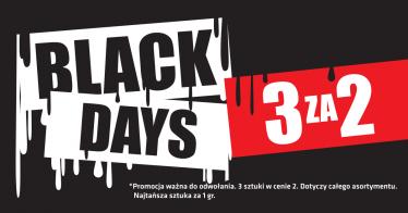 [Black Friday] 3 produkty w cenie 2 @ Matras