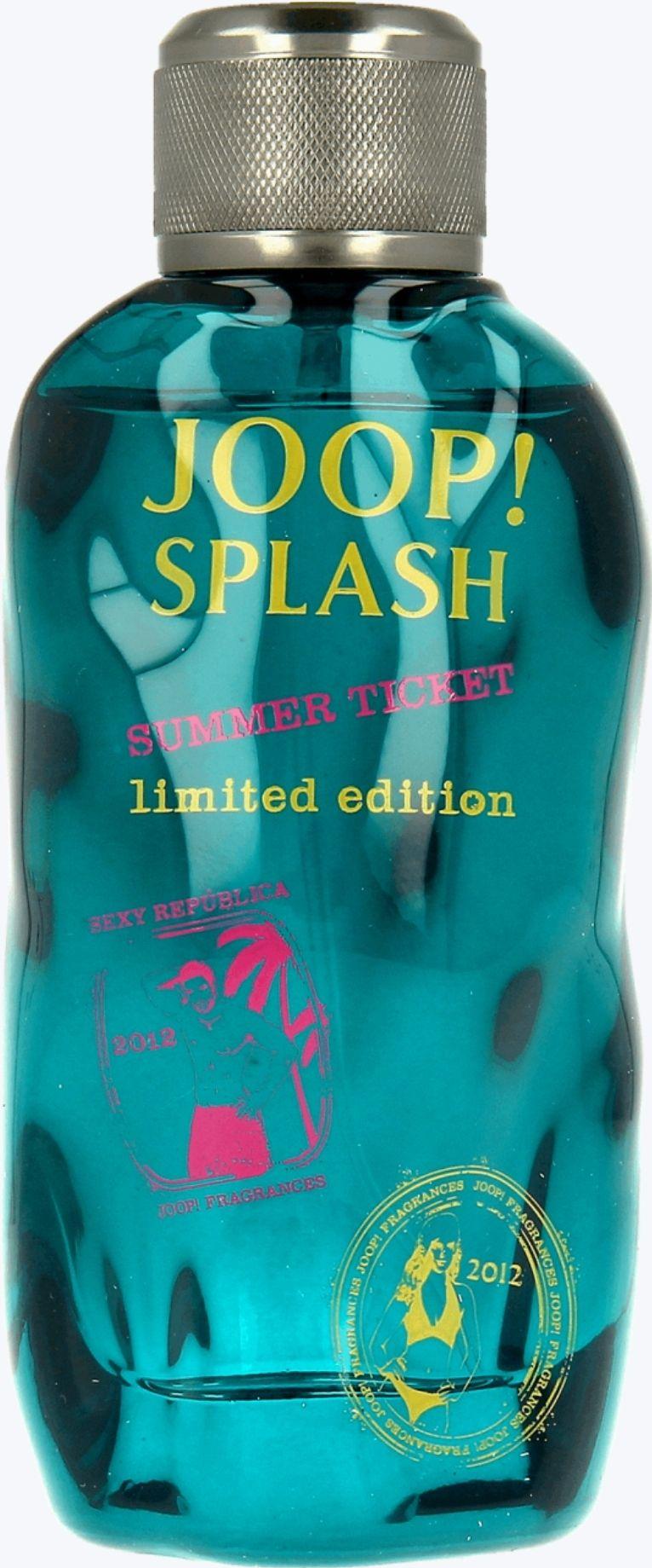 JOOP! Splash summer ticket man 115 ml
