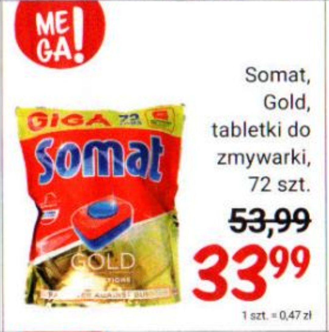 Somat Gold 72 szt. Rossmann