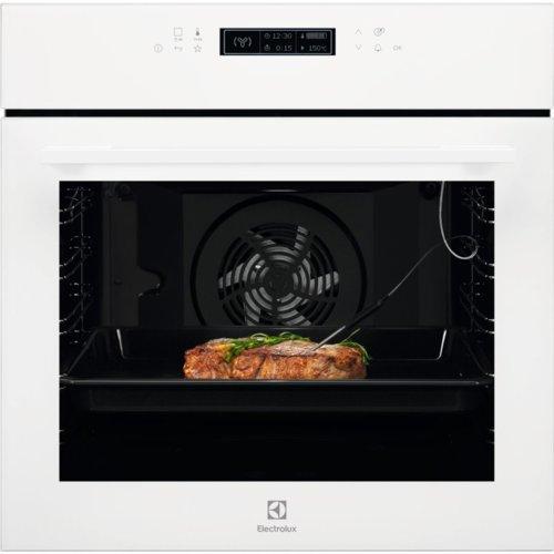 Piekarnik ELECTROLUX LOE8H31V z termosondą i czyszczeniem parowym @ Media Expert