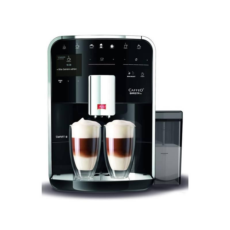 Ekspres do kawy Melitta Barista TS Smart F85/0-102 - czarny
