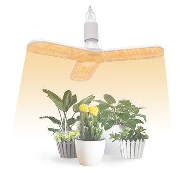 Lampa LED do uprawy roślin 180LED Full Spetrum E26/E27 13.99usd + 2.5usd